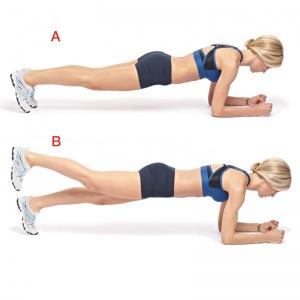 Какие нужно делать упражнения чтобы похудеть
