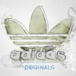 История Adidas
