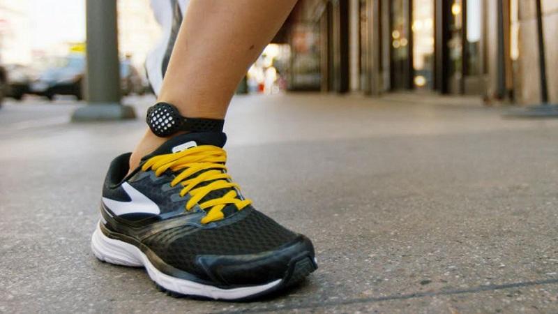 Фитнес-трекер для бега