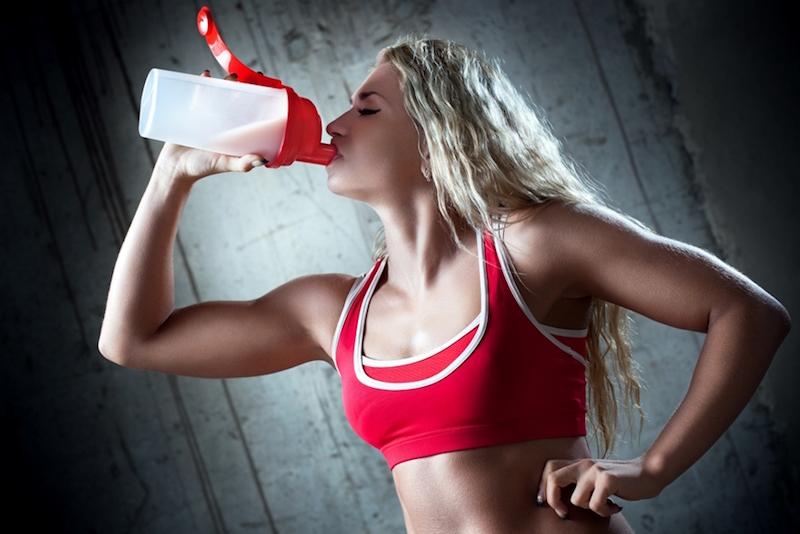 Почему спортивное питание стало столь популярным