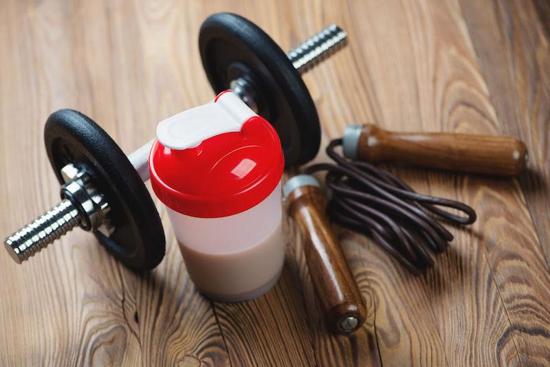 Профессиональное спортивное питание