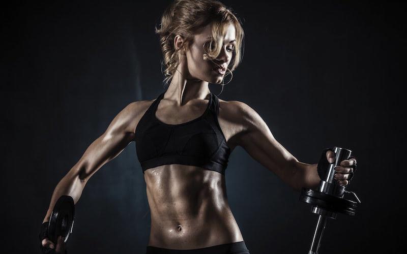 ТОП-10 упражнений для косых мышц живота (бокового пресса)