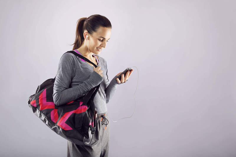 Что обязательно должно быть в сумке спортсмена