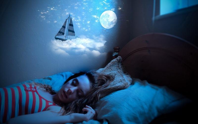 Важным элементом правильного сна является отсутствие свет
