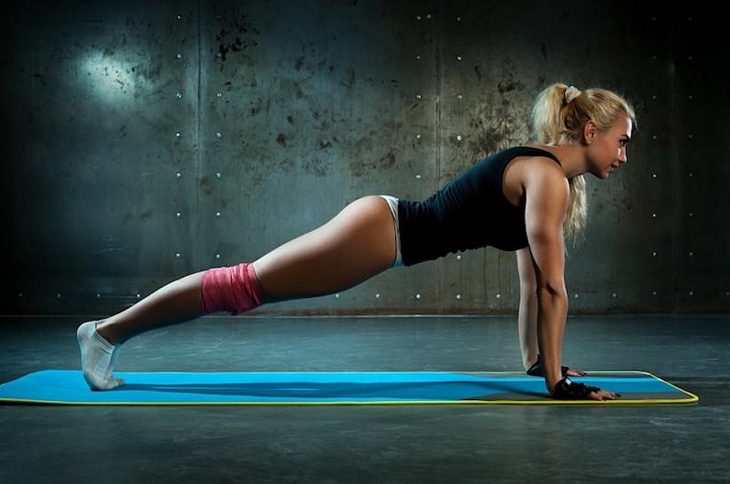 Виды упражнения