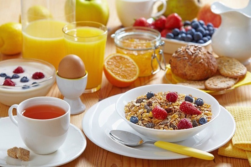 Из каких продуктов стоит готовить завтрак?