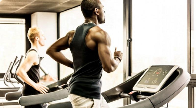 Кардиотренировка в спортзале