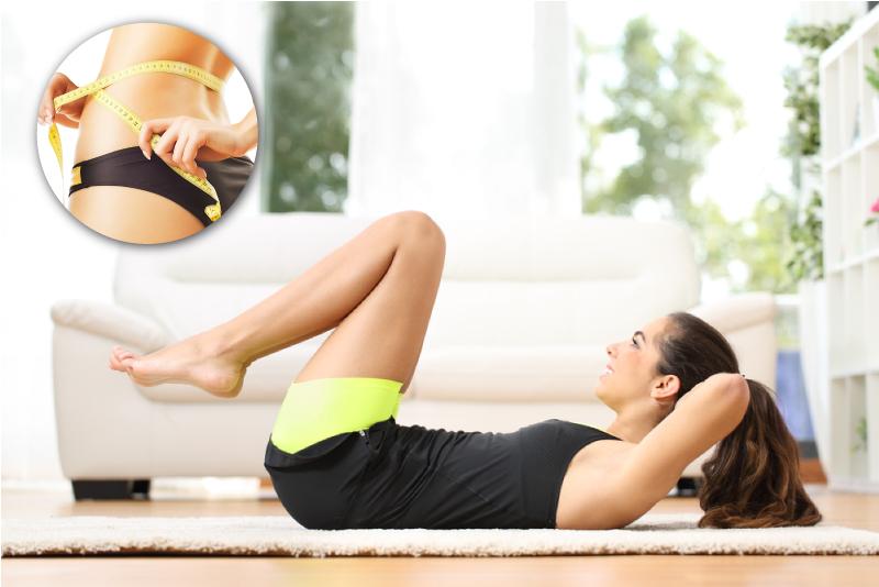 Упражнения для похудения дома (без дополнительного отягощения или специального инвентаря)