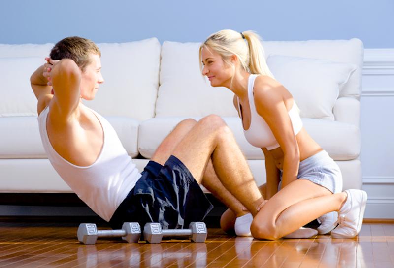 Главные принципы домашних тренировок