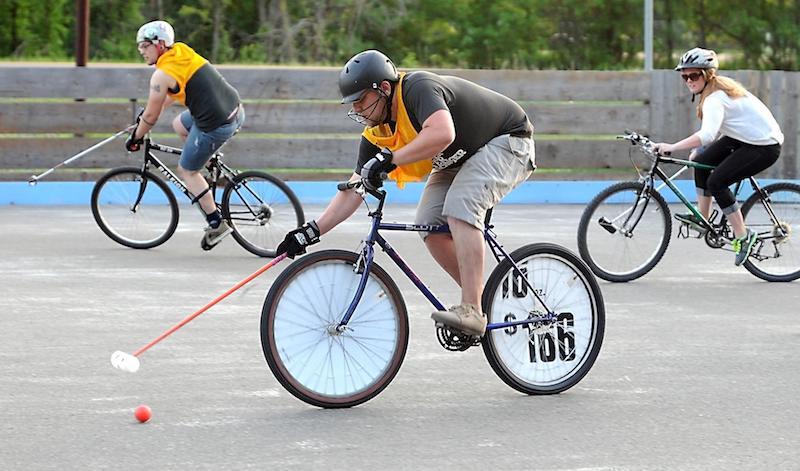 Велосипедное поло
