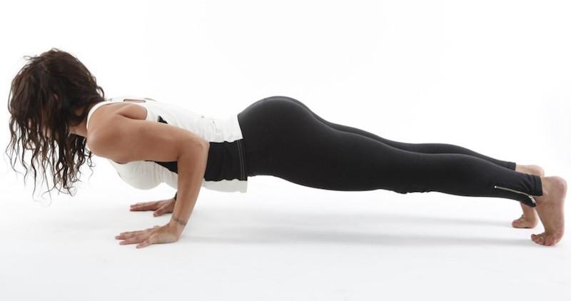 Как устранить дряблые руки с помощью физических упражнений