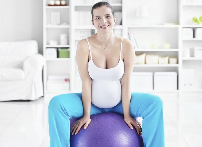 Влияние срока беременности на занятия