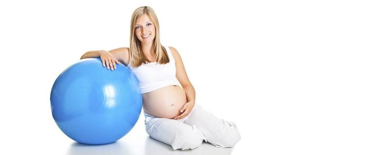 Что такое фитбол и чем он полезен для занятий беременным