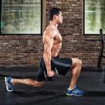 Выпады: виды, техника выполнения и польза от упражнения
