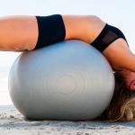 ТОПОВЫЕ упражнения для укрепления и прокачки спины на фитболе (Часть 1.)