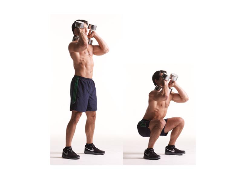 Приседания лучшие упражнения от простатита