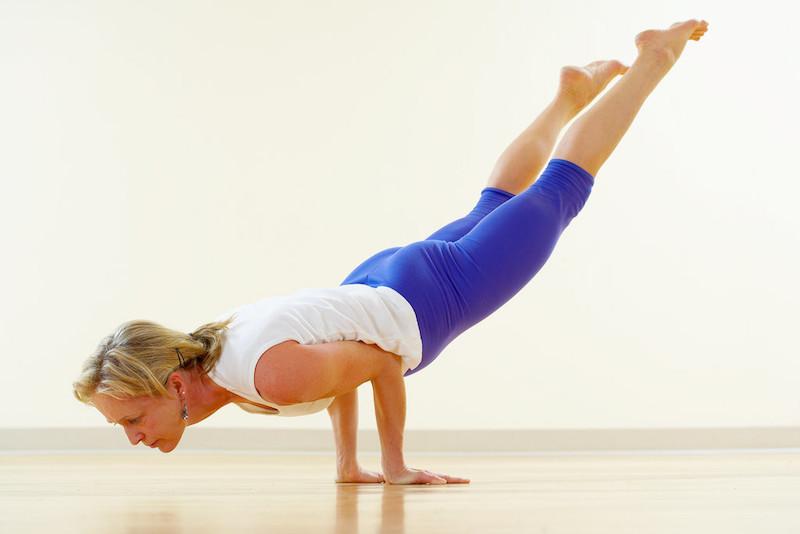 Силовая (пауэр) йога