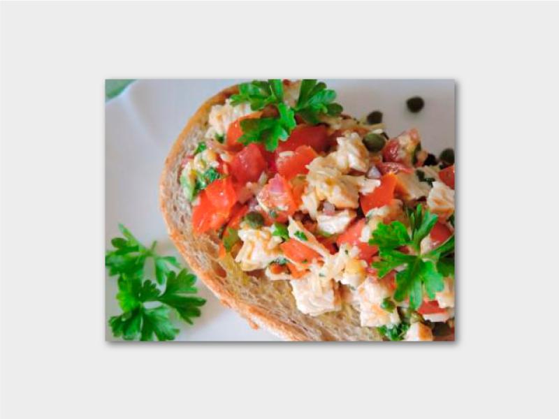 Вкуснейшие бутерброды с индейкой