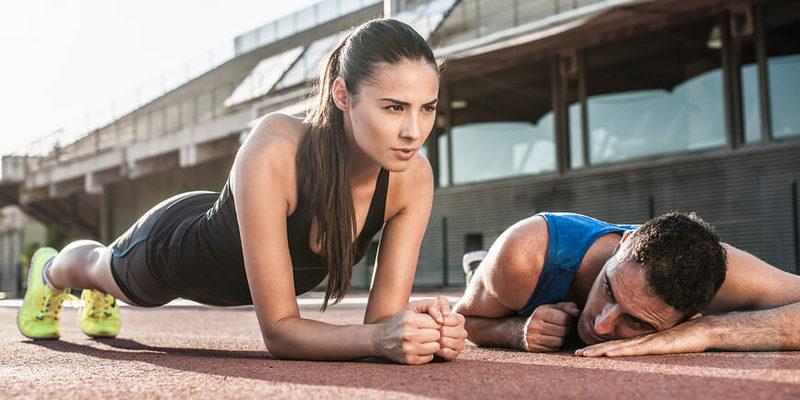 Преимущества данного упражнения