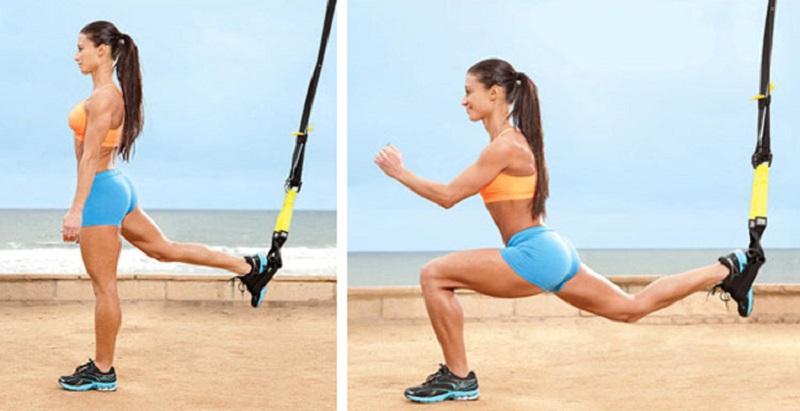 TRX упражнения для начинающих