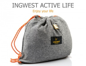 Порезостойкий рюкзак от InGwest Active Life
