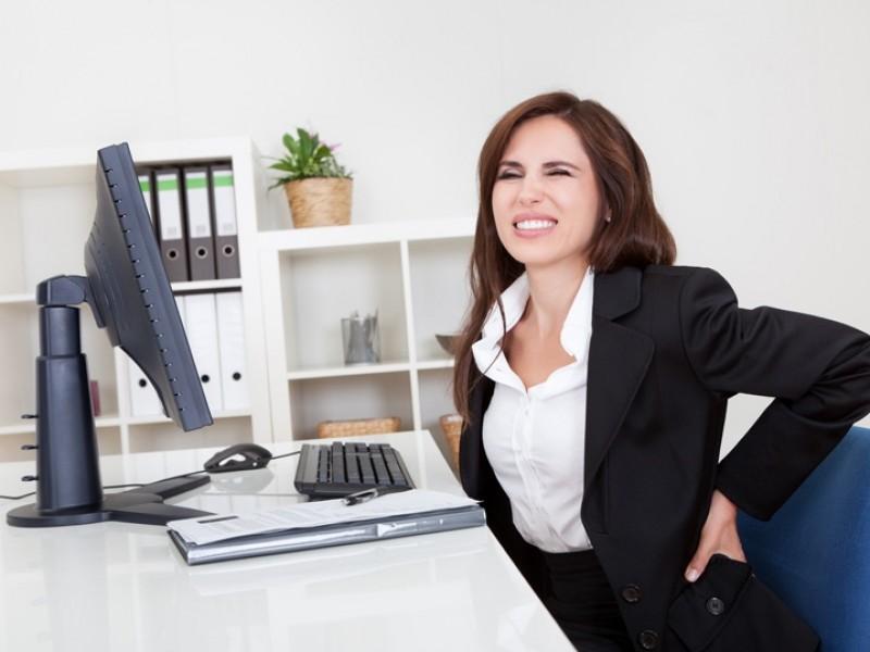 Причины болей в спине и шее