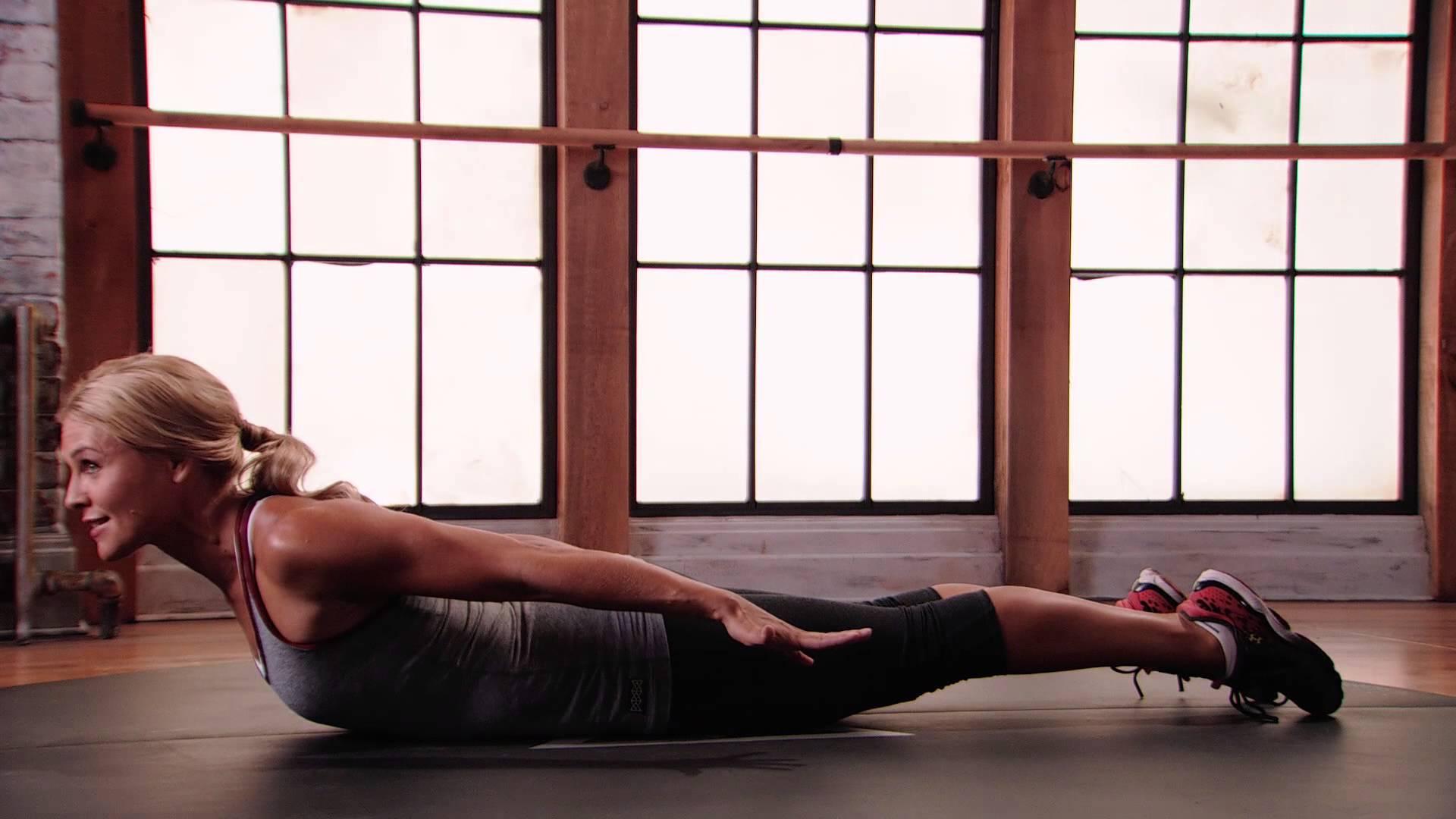 5 самых действенных упражнений для спины, которые можно делать дома