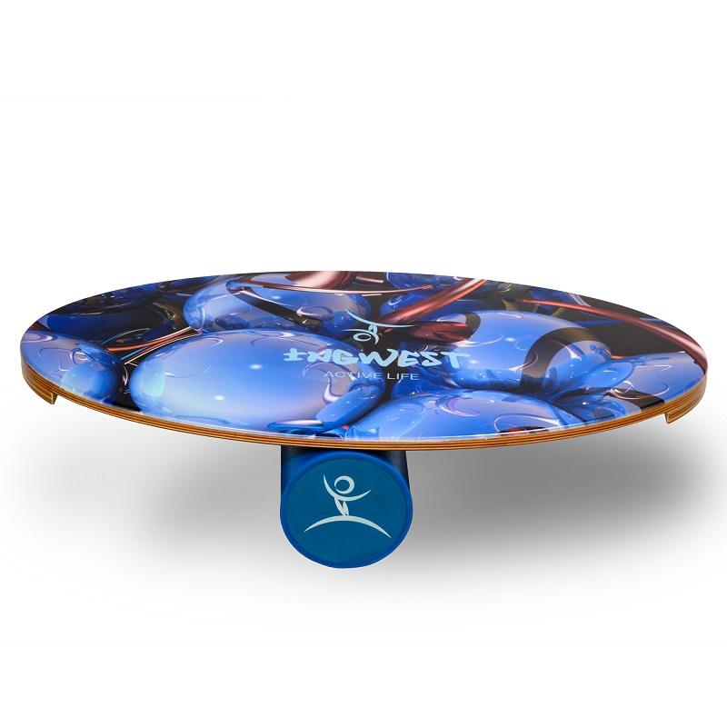 Баланс борд: Blue sphere