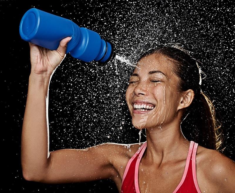 Нормы употребления воды до, после и во время тренировки