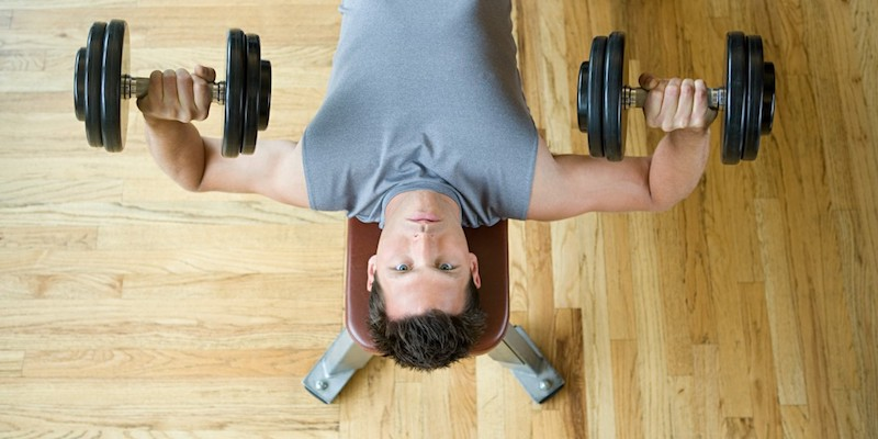 Как должен выглядеть тренировочный режим для эктоморфов?