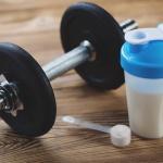Cпортивное питание для набора мышечной массы у мужчин (max и min наборы)