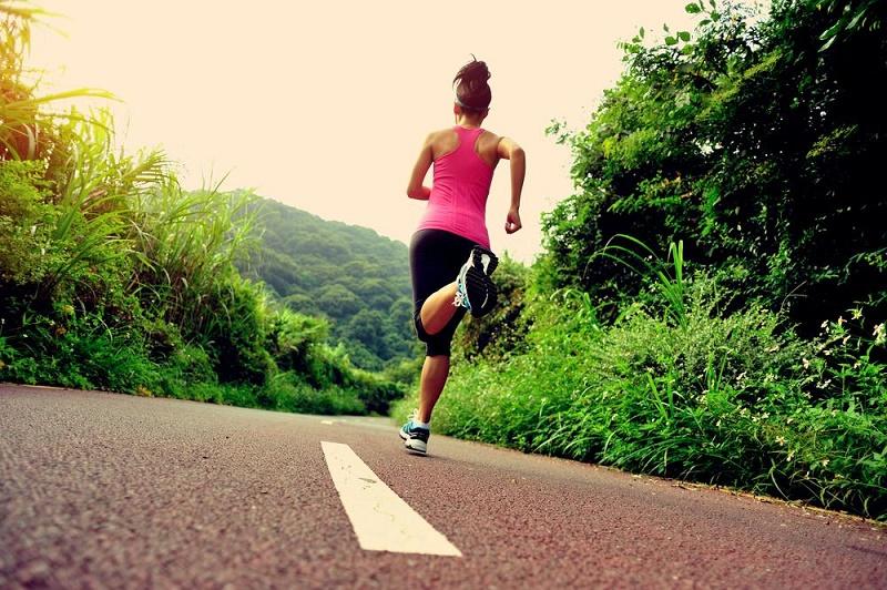 Подготовка к бегу с отягощением