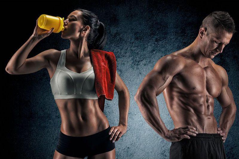 диета и тренировки для похудения женщин
