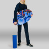 Баланс борд Blue Sphere (Balance Board Training System) с роллером