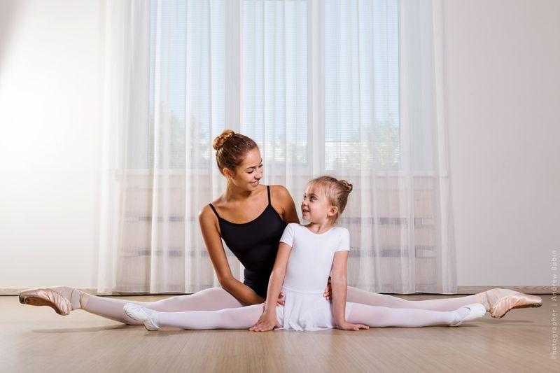 Баланс борд и балет