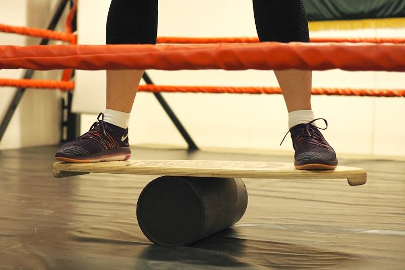В каких видах спорта пригодится баланс борд