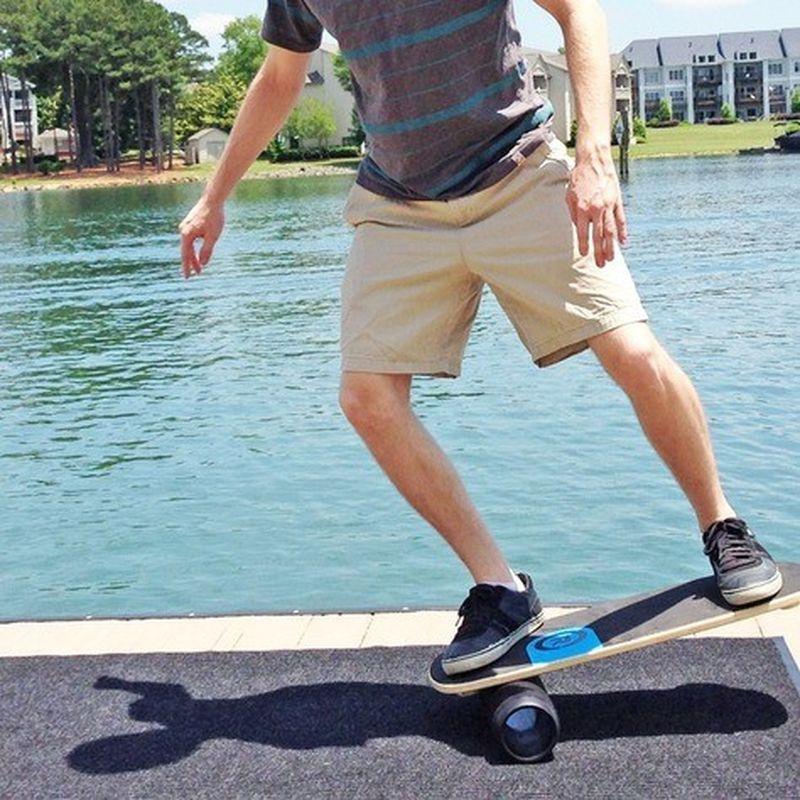 7 упражнений, которые сделают из вас профессионального сноубордиста