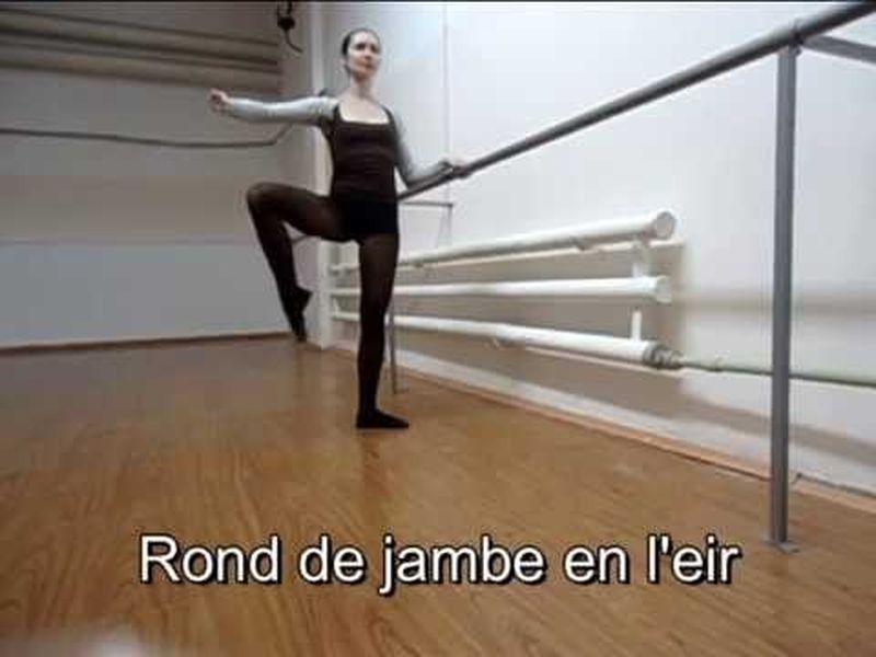 Балет и баланс борд