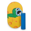 Детский баланс борд Worm (Balance Board Training System) с роллером