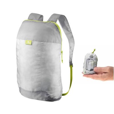 Ультра компактный рюкзак Quechua, 10 л, Grey
