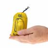 Ультра компактный рюкзак Quechua, 10 л, Yellow