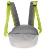 Рюкзак Quechua, 10 л, Grey/ lime