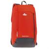 Рюкзак Quechua, 10 л, Red / grey