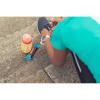 Спортивная бутылка Aptonia, 600 мл, orange
