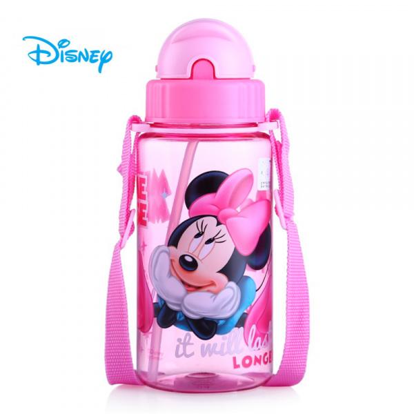 Детская бутылка Pink Minnie, 400 мл
