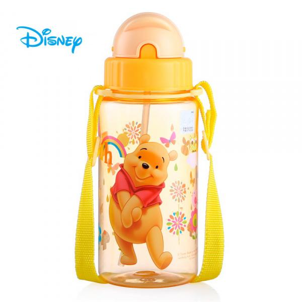 Детская бутылка Winnie the Pooh, 400 мл, Yellow