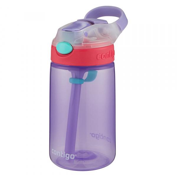 Бутылка детская Contigo Kids Gizmo Flip, 415 мл, Purple