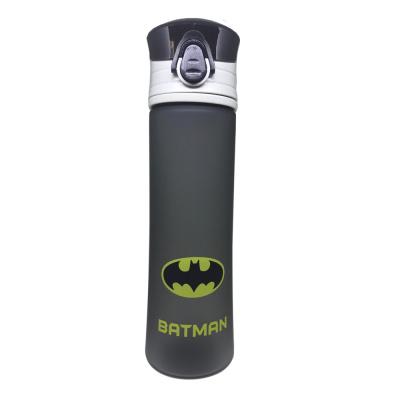Спортивная бутылка Batman, 450 мл, Dark Grey