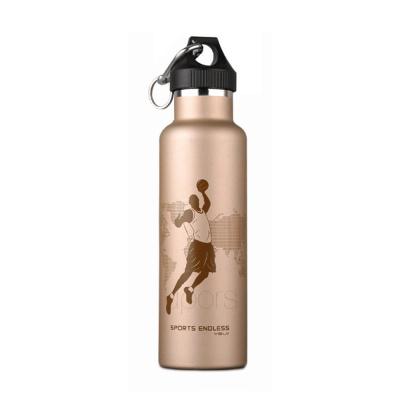 Спортивная/туристическая бутылка от Upors, Brown