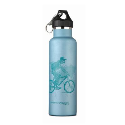 Стальная бутылка от Upors, 0.75 л, Blue